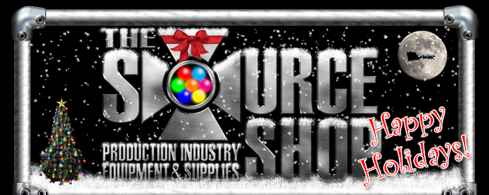 Providing the Entertainment Production Industry with Equipment and Supplies since 1993.